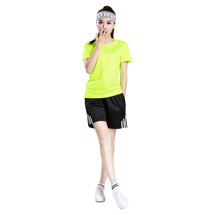 fluorescent green_woman